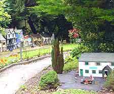 Picture taken at the Model Village