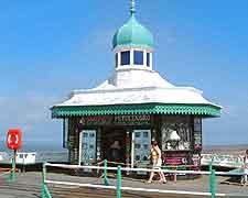 Image of the beachfront promenade
