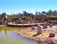 Image showing the Zoo and Dinosaur Safari