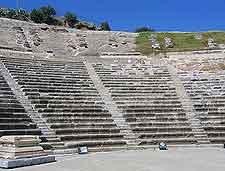 Ancient Amphitheatre view