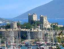 Further image of the Bodrum Castle (Kalesi)