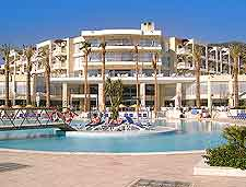 Picture of local Turkish hotel resort