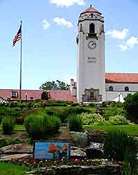 Boise Train Depot - Attractions/Entertainment, Ceremony Sites - 2603 W Eastover Terrace, Boise, ID, 83706