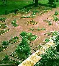 Bologna Botanical Gardens
