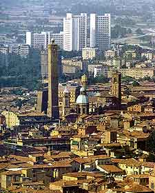 Bologna Museums and Art Galleres