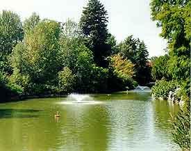 Bologna Margherita Gardens