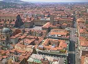 Bologna Attractions Information