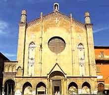 Bologna San Giacomo Maggiore