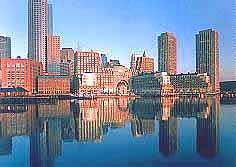 Image of Boston Harbor