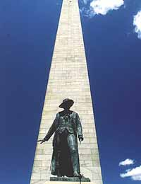 Bunker Hill Monument image