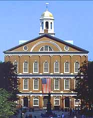 Picture of Faneuil Hall