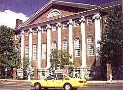 Havard University building photo
