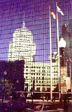 Picture of the John Hancock Tower