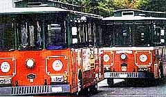 Trolleybuses serving Boston