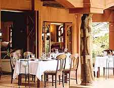 Picture of Terrace Restaurant at Chobe Lodge