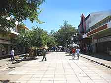 Photo of The Mall (The Main Mall) in Gaborone