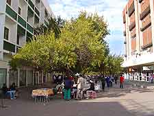 Different picture of The Main Mall in Gaborone