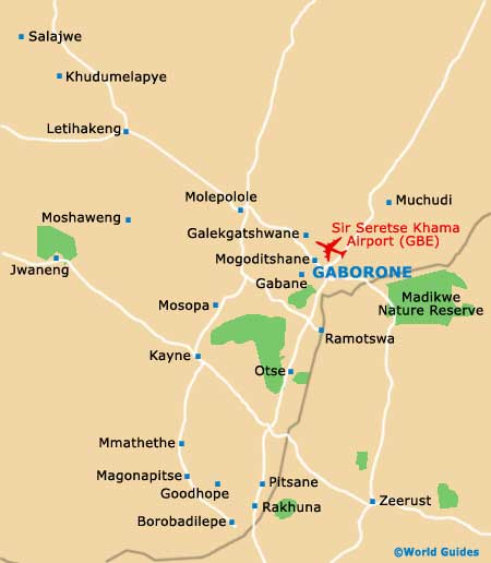 Botswana South Africa Map.Botswana Maps And Orientation Botswana Southern Africa