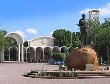 Gaborone image showing the Parliament Building