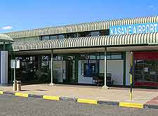 Picture of Kasane Airport (BBK)