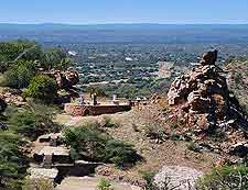 Photo of popular vantage point in Serowe