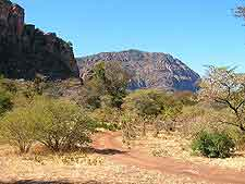 Image of the Tsodilo Hills (Male)