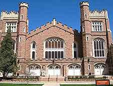 Photo of University of Colorado (CU) photo