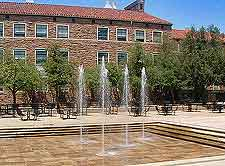Different picture of University of Colorado (CU) photo
