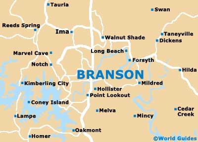 Small Branson Map