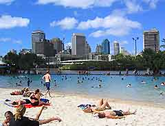Brisbane Beaches
