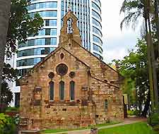 Brisbane Churches