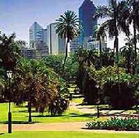 Brisbane Parks and Gardens