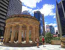 Brisbane Landmarks and Monuments