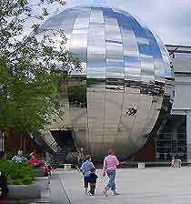 At Bristol Tourist Attraction