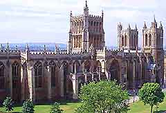 Image of the stunning Bristol Cathedral