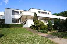 Image of the Villa Tugendhat
