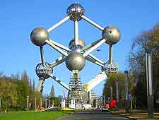 Photo of the Atomium