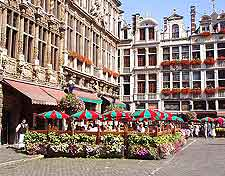 Brussels Grote Markt (Grand Place) picture