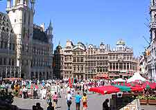 Picture of the Grote Markt (Grand Place)