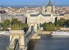 Picture of the Budapest Chain Bridge