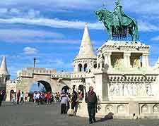 Picture of the Fisherman's Bastion