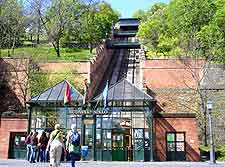 Photo of the Budavari Siklo (Castle Hill Funicular Railway)