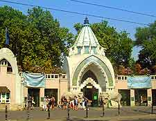 Budapest Zoo (Zoological Gardens) picture