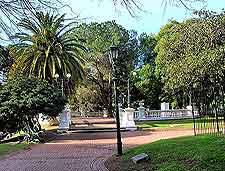 Buenos Aires Park scene