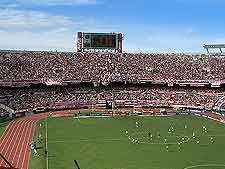 River Plate Stadium picture