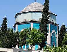 Photo of the Yesil Turbesi / Yesil Turbe (Green Tomb)