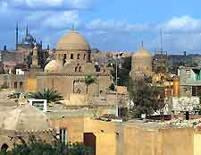 Picture of the City of the Dead (Northern Cemetery), Cairo