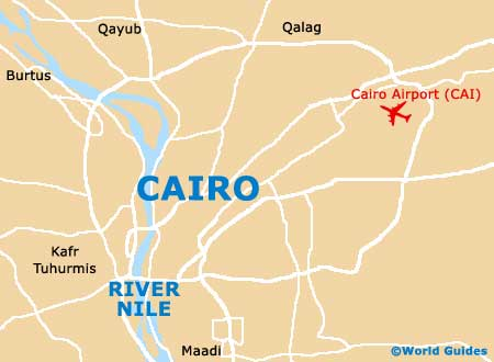 Small Cairo Map