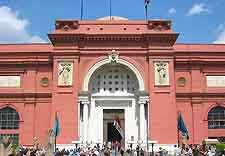 Picture of the Egyptian Antiquities Museum