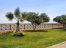 Photo taken at the La Punta beachfront